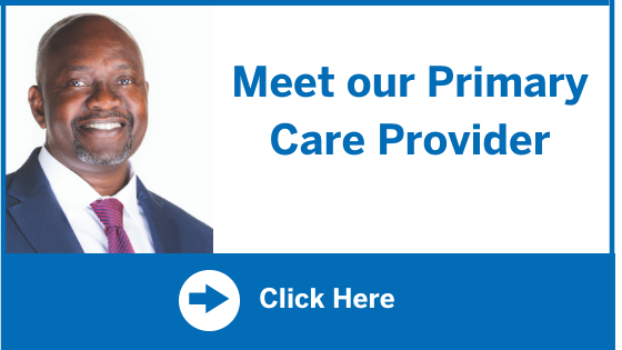 Meet Our Primary Care Provider